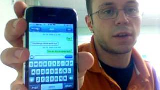 How To Send Video From Your Iphone 3G Via MMS And Also T