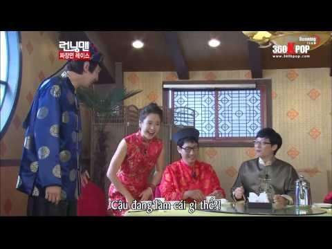 Vietsub Running Man Ep 92 HD  lee kwang soo Ya ya ya