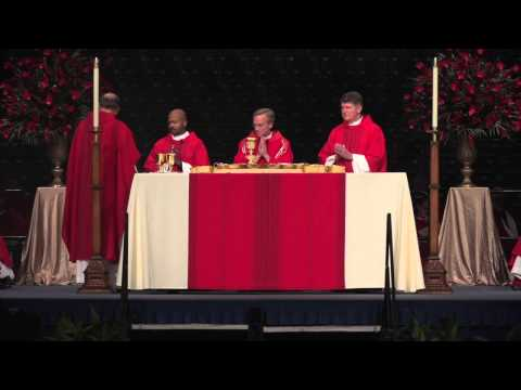 Notre Dame Opening Mass 2013