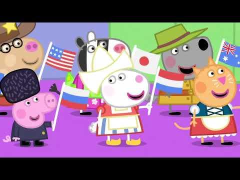Peppa Pig Full Episodes   Best Episodes 8   Kids TV
