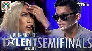 """Pilipinas Got Talent 2018 Semifinals: Jepthah """"Wow Magic"""" Callitong - Magic"""