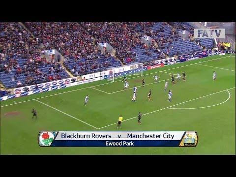 Blackburn Rovers vs Manchester City 1-1, FA Cup Third Round Proper 2013-14 highlights