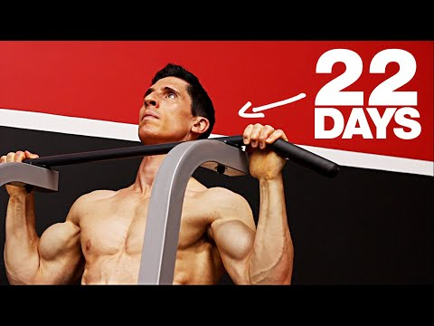Double Your Max Pullups in 22 Days! (GUARANTEED)