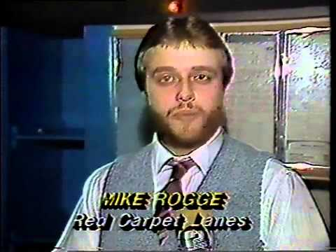 The Bowling Beat on WISN 12 Milwaukee - 1982