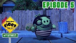 Piggy Tales - S4E5 - Policisté a zloději