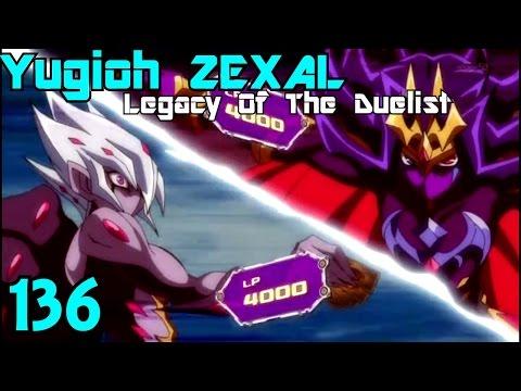 Yu-Gi-Oh Zexal Legacy of the Duelist | Episode 136 Nash Vs Vector