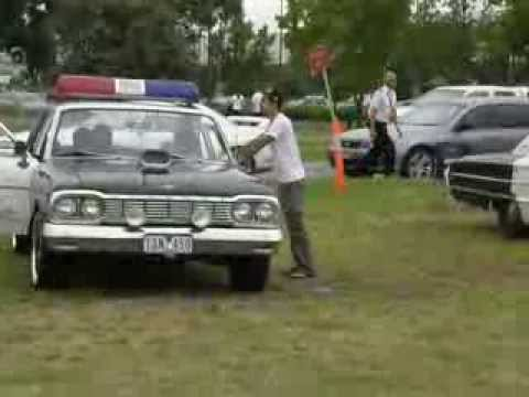 RAMBLER V8 HIGHWAY PATROL INTERCEPTOR & FORD GALAXIE