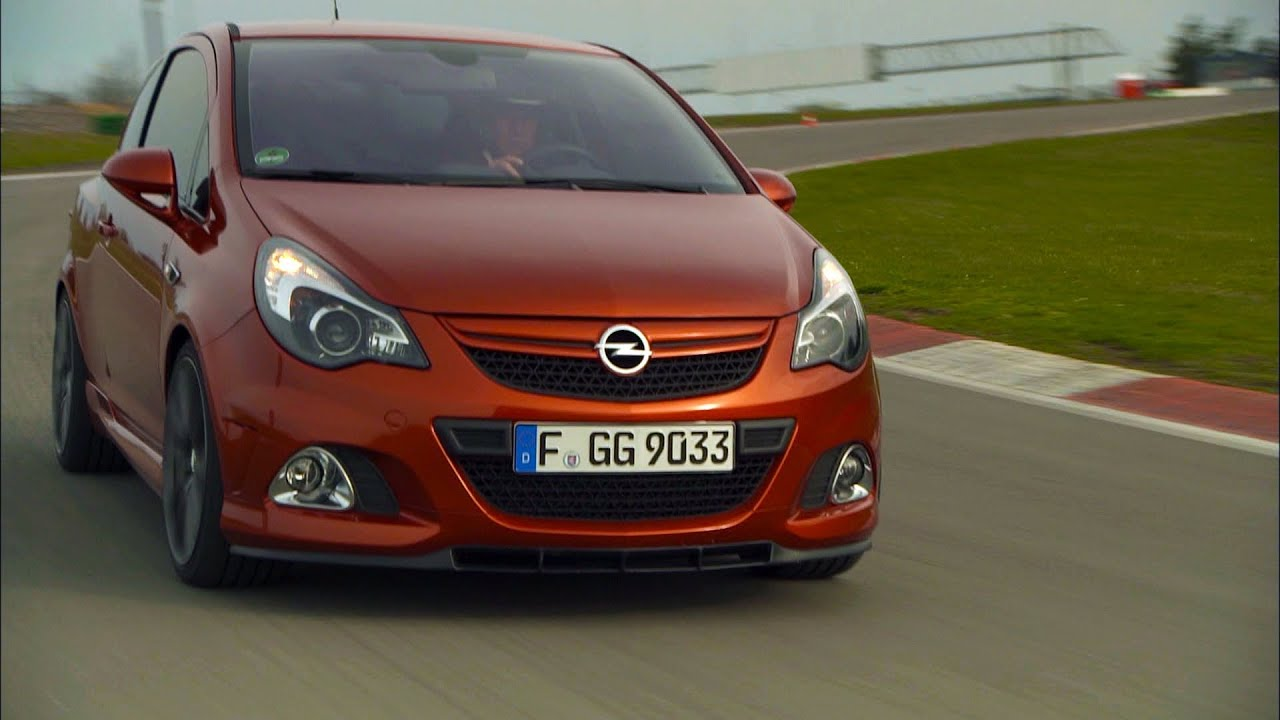 new opel corsa opc n rburgring edition youtube. Black Bedroom Furniture Sets. Home Design Ideas