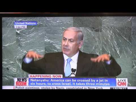 Full Israeli Prime Minister Netanyahu UN address to General Assembly Sept 23 2011