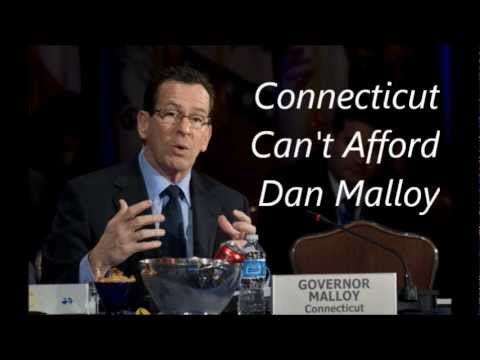 Connecticut Can't Afford Dan Malloy