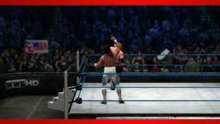 "Jake ""The Snake"" Roberts WWE 2K14 Entrance And Finisher"