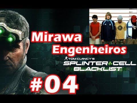 Splinter Cell Blacklist - Mirawa (Engenheiros)