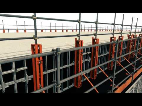 Alshor Plus Towers at Ichthys LNG Plant