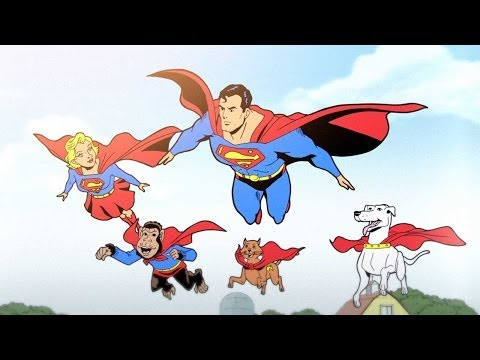 Superman 75th Anniversary Animated Short,