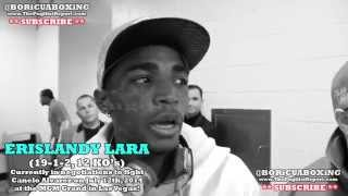 CANELO ALVAREZ VS. ERISLANDY LARA Officially SET For July