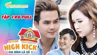 Gia đình là số 1 sitcom | tập 196 full: Thám tử Luật trổ tài giúp Kim Chi truy tìm kẻ trộm