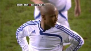 Doublé de El Hadji Diouf | 2e but