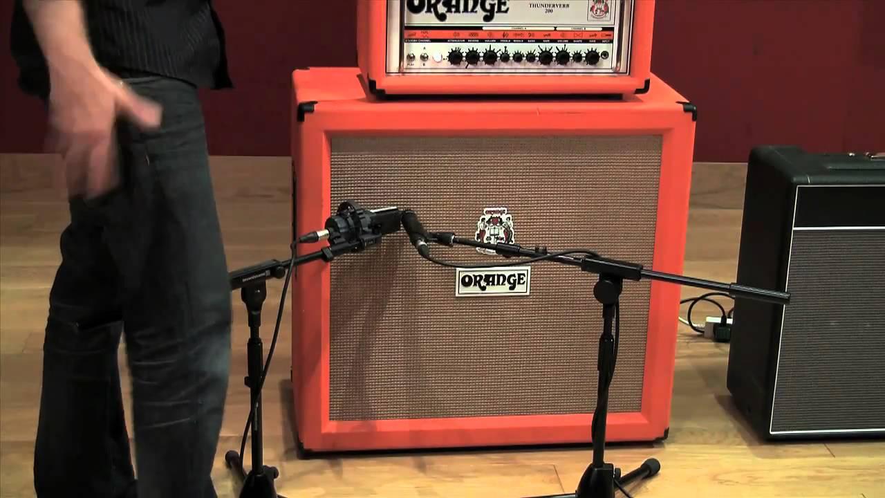 Art Of Audio Recording  Recording Guitars