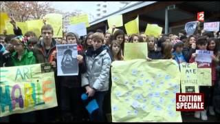 Une Minute De Silence (France 2 08/01/2014)