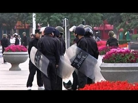 China News - Xinjiang Violence,