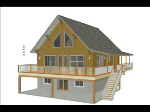 Free cabin plans download free house plans free garage for Cabin design software free download