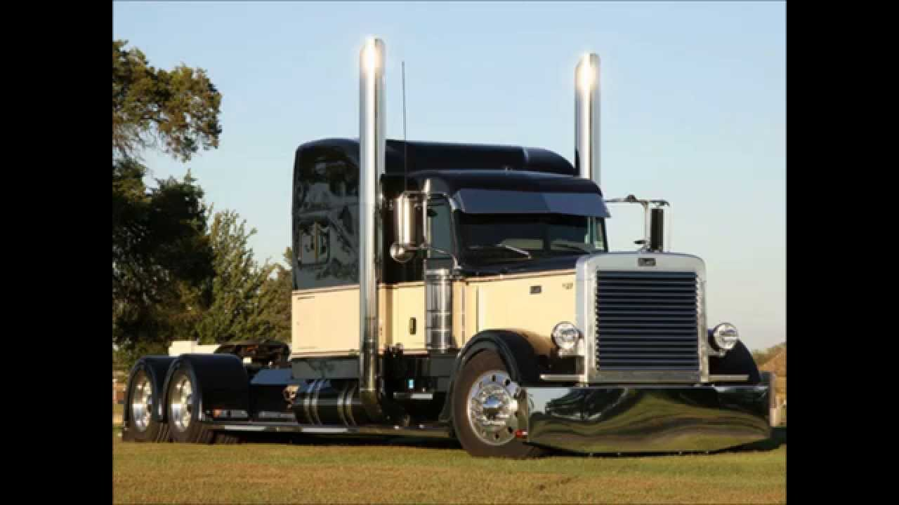 custom peterbilt 379 - YouTube