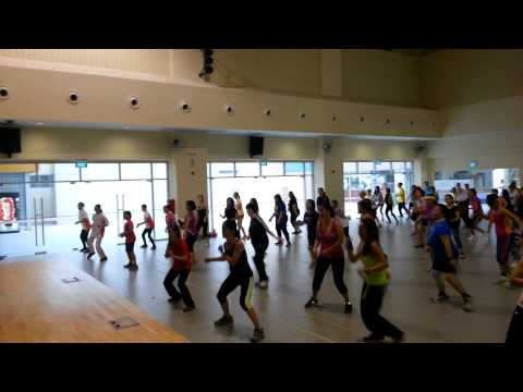 Zumba  Glutes Traicionera with Zin Jeslyn Law