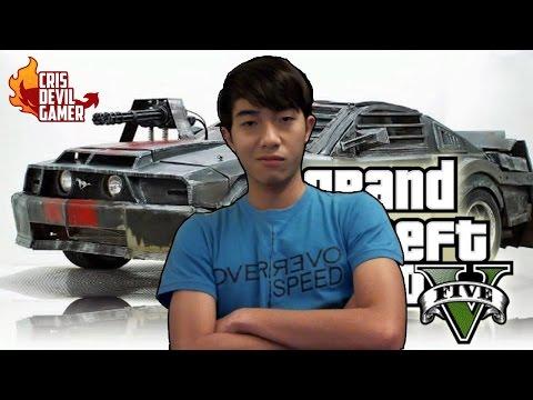 GTA V ngoại truyện - Cuộc đua tử thần 2