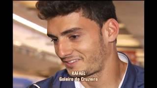 Rafael ou F�bio? Cruzeiro vai com time modificado encarar  o Tupi