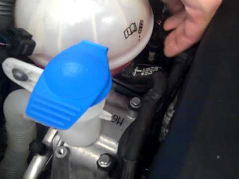 Checking Coolant Level Vw Jetta Steve White Vw Greenville