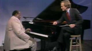 Dick Cavett: Oscar Peterson Piano Lesson