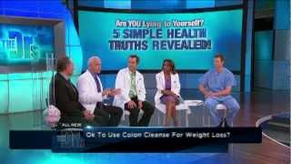Does A Colon Cleanse Help With Losing Weight? Dr Jorge's