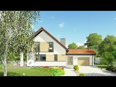 Namų projektai | Namo projektas BENITAS | www.hauson.lt