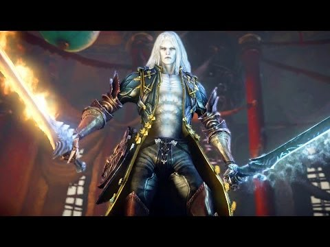 Revelations #2: Relíquias do Drácula - Castlevania: Lords of Shadow 2 HD gameplay