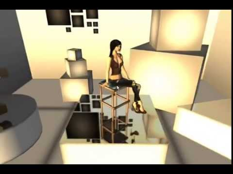 Second Life  Mirrors and Reflections, Please read! Just a little re-upload of my last mirror demonstration on my former account (Got ahold of some better quality recordings) The song is Muldahara...