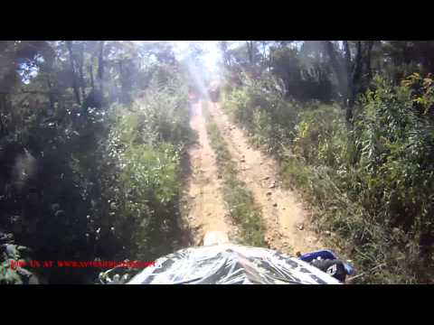 Rock Run Ride on a Yamaha TTR-230