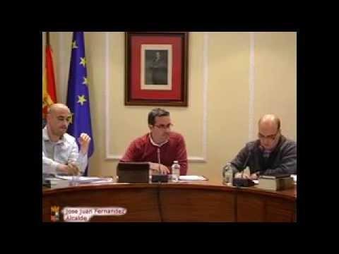 Pleno ordinario 27 de marzo de 2015