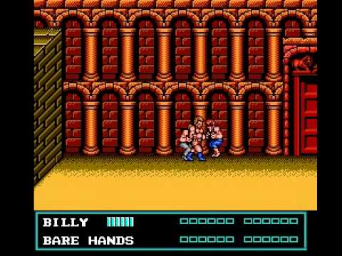 Double Dragon III - The Sacred Stones - Double Dragon 3 Sacred Stone (NES) - User video