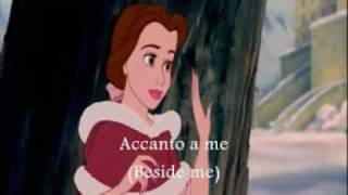 Beauty and the Beast-Something there-Italian-Subs&Trans view on youtube.com tube online.