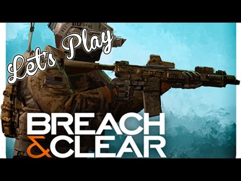 Game Time -- Burnie and Josh Play Breach and Clear
