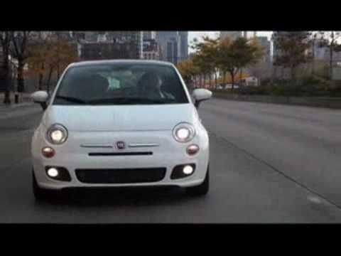 Fiat 500 - USA