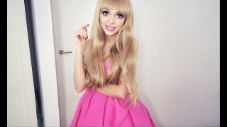 Barbie Girl Make Up