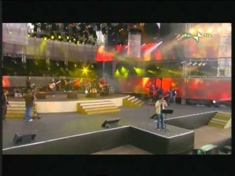 Samuele Bersani (Chicco e Spillo) concerto primo maggio 2010