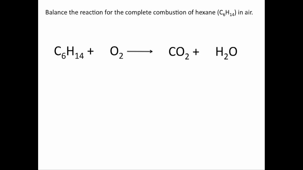 Displaying (20) Gallery Images For Combustion Reaction... Reactant Example