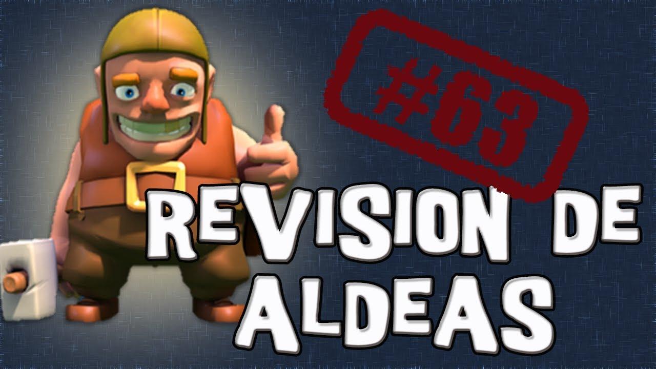 Ayuntamiento 8  Revisión de Aldeas  Descubriendo Clash of Clans #63