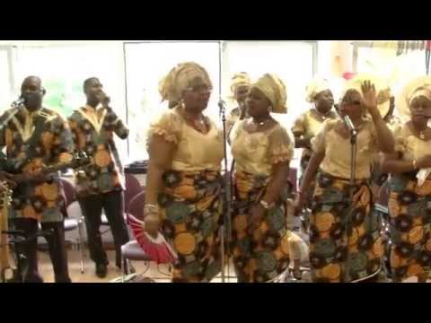 Praise And Worship By The Angelic Gospel Choir