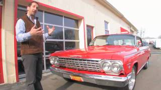 1962 Chevrolet Impala SS Tony Flemings Ultimate Garage