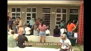 Vacina��o gratuita contra gripe termina nesta sexta-feira