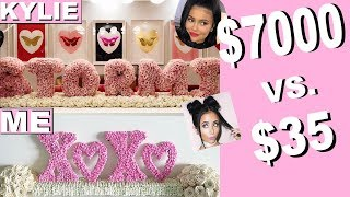 HOW TO MAKE CELEBRITY FLOWER ARRANGEMENTS *for cheap!*