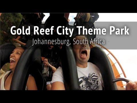 Gold Reef City Theme Park - Johannesburg, South Africa